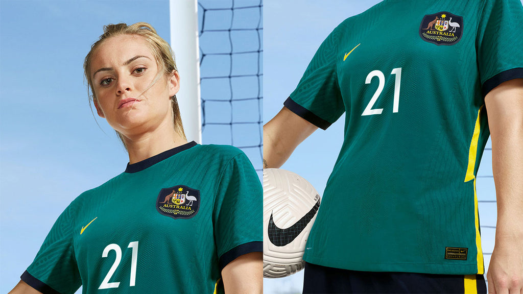 Why the Matildas away jersey debacle was no surprise.