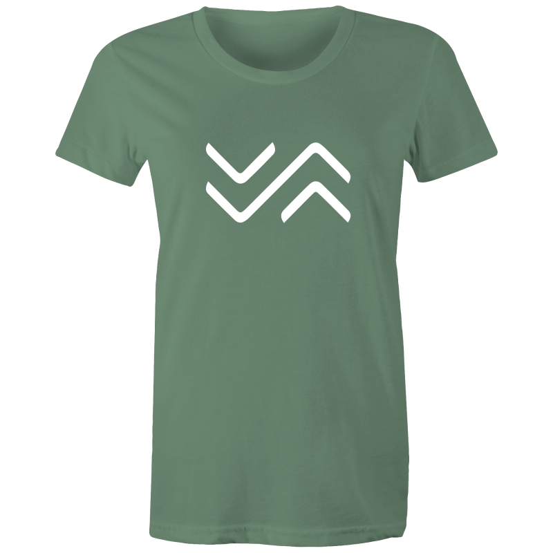 Womens Maple Tee