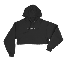 Load image into Gallery viewer, Wolfpack Crop Hoodie