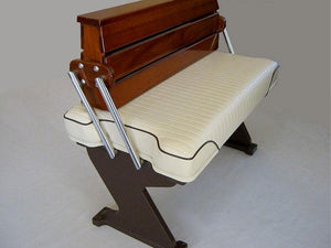 COVER FOR BOSTON WHALER RPS SEAT - CLASSIC MONTAUK 17', OUTRAGE, & DAUNTLESS