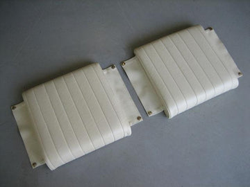PAIR OF BOSTON WHALER ROD HOLDER CUSHIONS - FITS MONTAUK, OUTRAGE + OTHERS