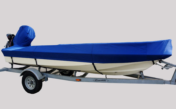 BOSTON WHALER CLASSIC 17' CUSTOM-FIT BOAT COVER (1965-1999)