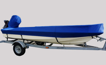 BOSTON WHALER CLASSIC 13' CUSTOM-FIT BOAT COVER (1958-1999)