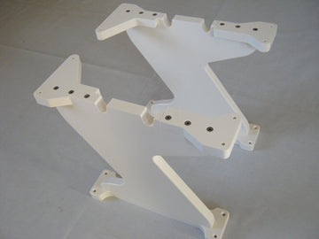 BOSTON WHALER Z LEGS FOR RPS SEAT - MONTAUK 17, OUTRAGE WHITE