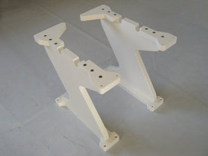 BOSTON WHALER Z LEGS FOR RPS SEAT - MONTAUK 17, OUTRAGE ***TALL VERSION*** WHITE