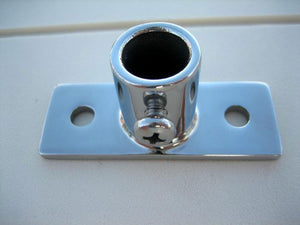 BOSTON WHALER RAIL BASE - FITS 7/8'' OD TUBE