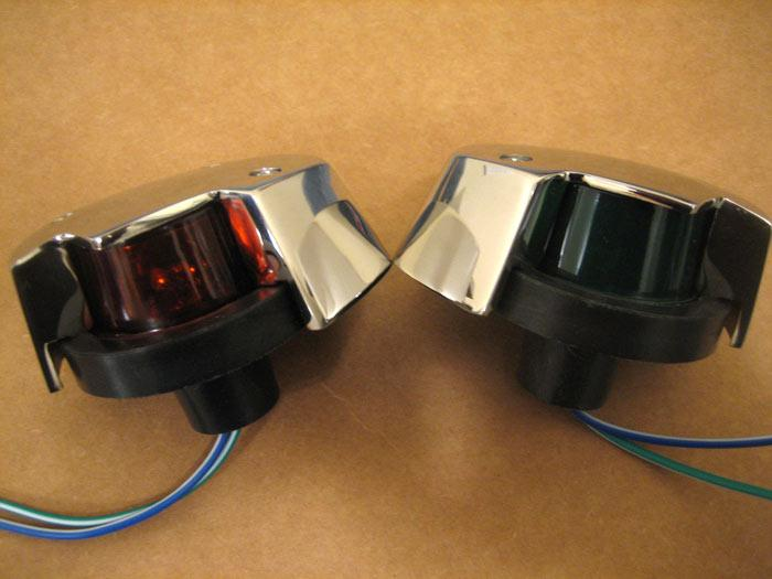BOSTON WHALER CLASSIC OUTRAGE LED NAVIGATION LIGHTS (316 STAINLESS)