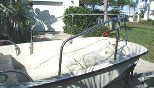 BOSTON WHALER CLASSIC 13' BOW RAIL - OEM STYLE