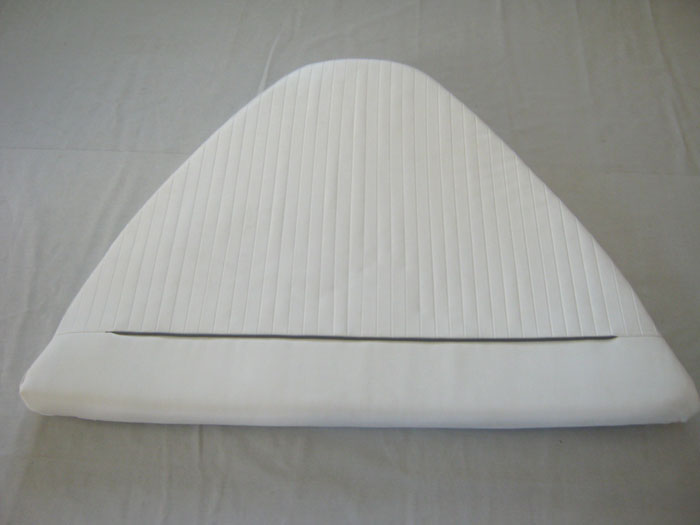 BOSTON WHALER DAUNTLESS 15' BOW CUSHION (BRIGHT WHITE)