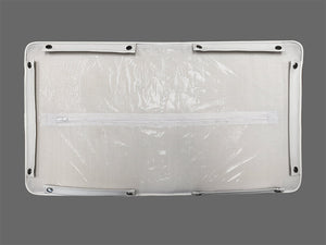 72QT COOLER CUSHION; DAUNTLESS, 150/170 MONTAUK, AND OTHERS (BRIGHT WHITE)