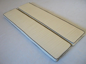 BOSTON WHALER SEAT CUSHIONS - FITS CLASSIC 13' & 15'