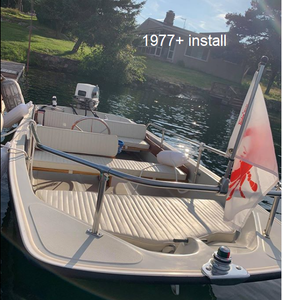 WRAP AROUND RAIL - CLASSIC 13' BOSTON WHALER (OEM STYLE) FOR 1979-1999 HULLS