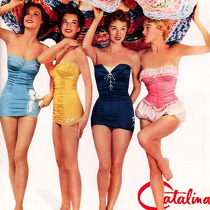 Vintage Swimsuit Styles