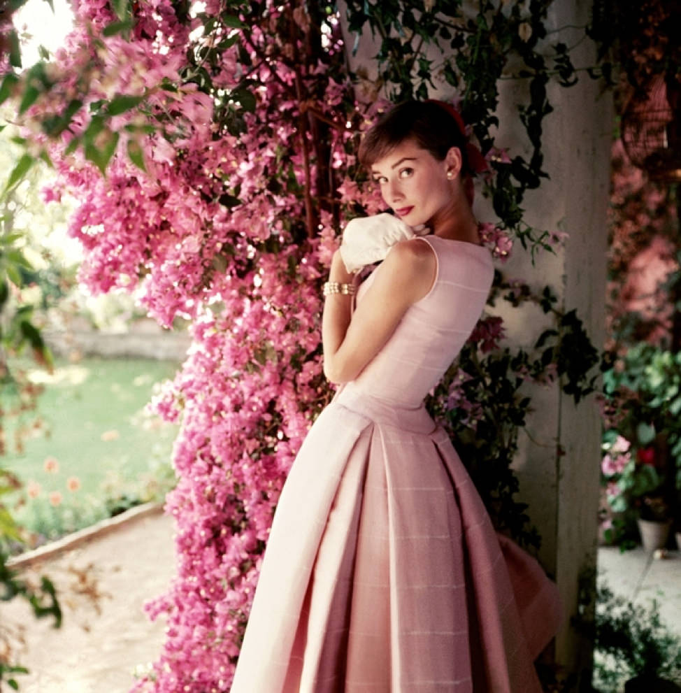 Stylish Vintage Movie Icons_ThisBlueBird Blog Audrey Hepburn Funny Face