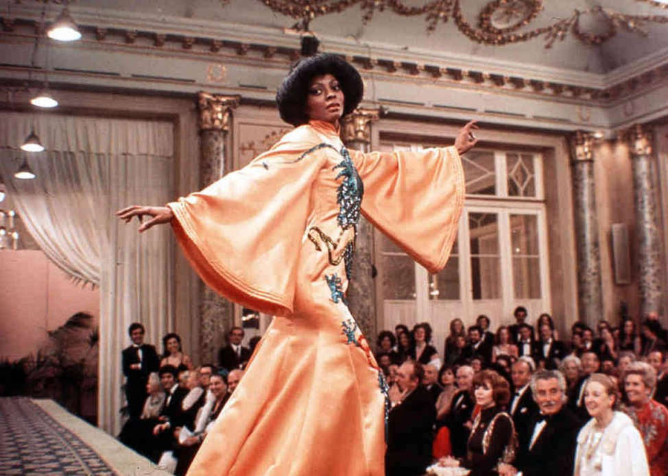 Stylish Vintage Movie Icons_ThisBlueBird Blog Diana Ross Mahogany