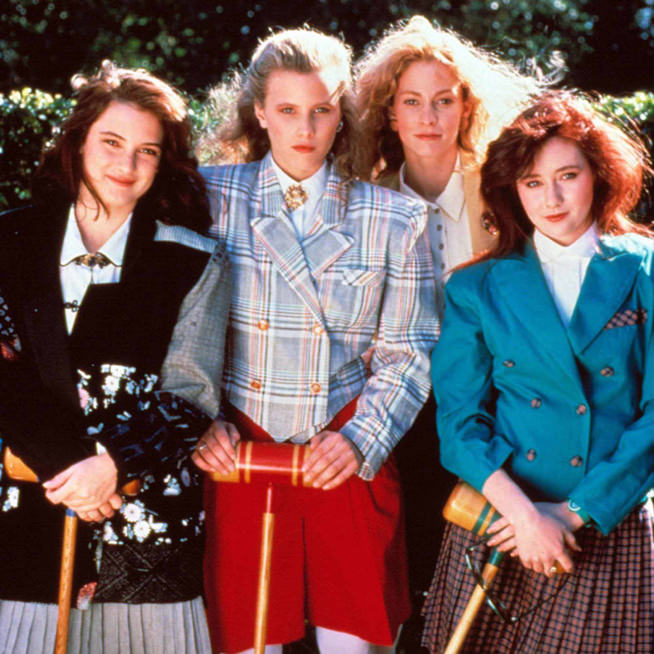 Stylish Vintage Movie Icons_ThisBlueBird Blog Winona Ryder Heathers Movie