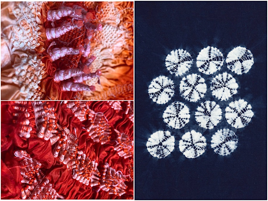 The Shibori Series: The Process of the Shibori Technique