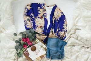 ThisBlueBird Modern Vintage Silk Kimono Cardigans, Robes, Clothing, and Accessories for Women