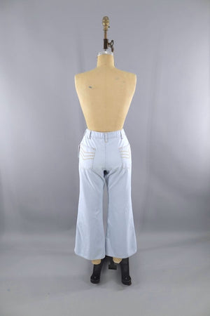 Vintage 1970s Bell Bottom Jeans - ThisBlueBird