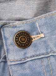 Vintage 1970s GAP Bell Bottom Jeans Bottoms ThisBlueBird