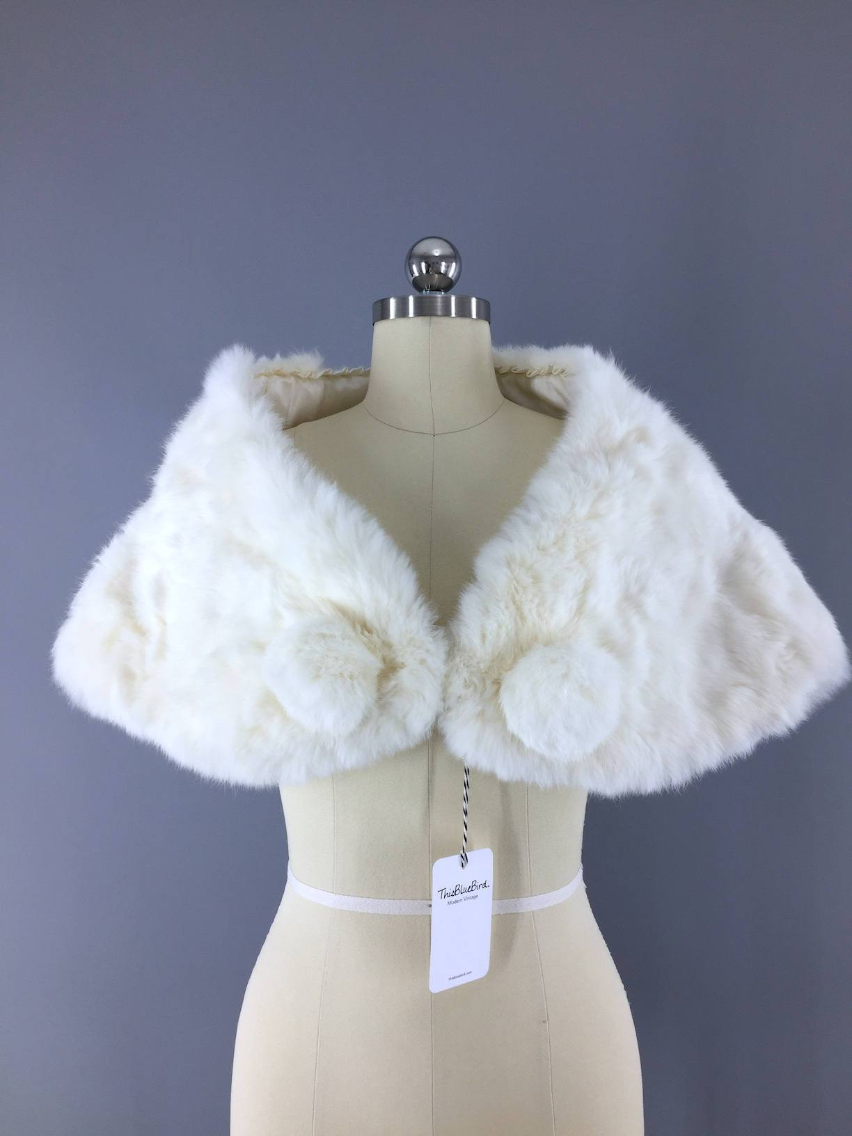 white fur stole paired - HD 1224×1632
