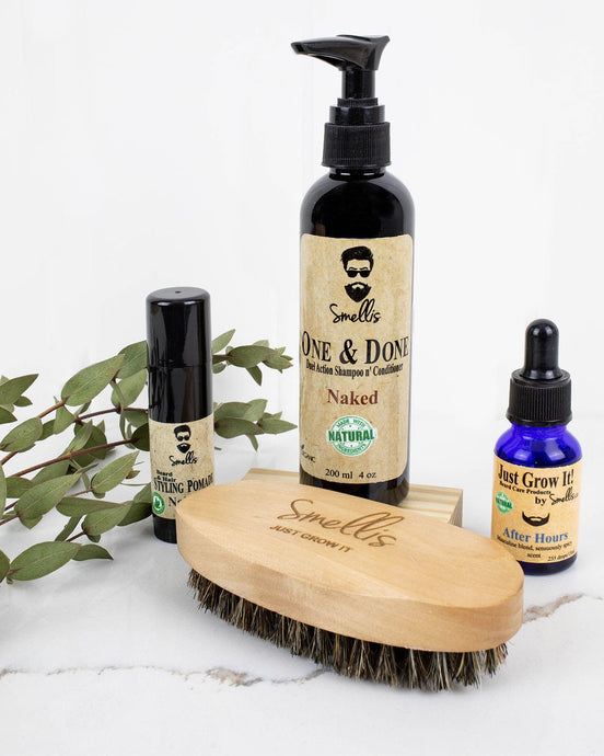 Beard Care Kit - Smellis Beard Care Products