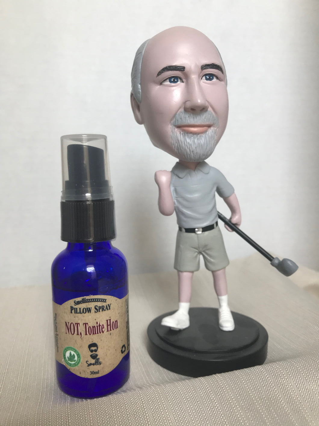 Pillow Mist - NOT Tonite, Hon - Smellis Beard Care Products