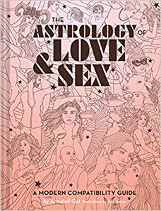 "You Should Know About Annabel Gat! An Interview With the Author of ""Astrology of Love & Sex"" and an Excerpt From Her Book!"