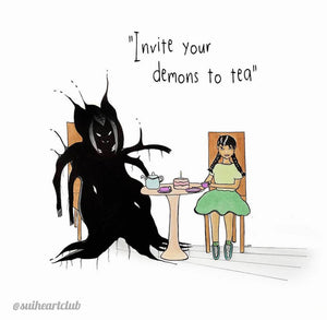 Invite Your Demon to Tea