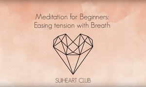 Meditation for Beginners; Easing tension with Breath