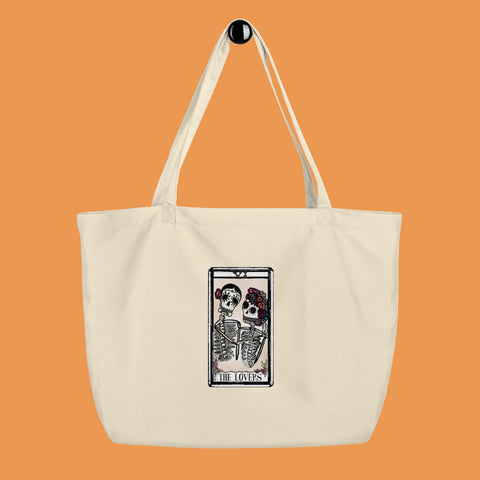 The Lovers Large Tote