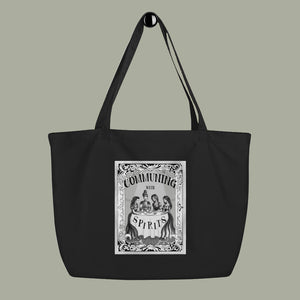 Communing With Spirits Large Tote