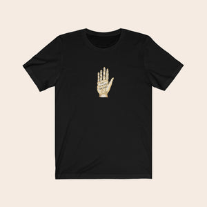Fate Hand (Antique) Tee