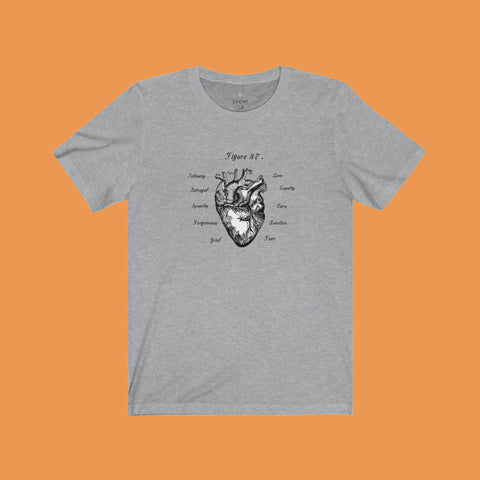 The Heart is a Muscle Tee