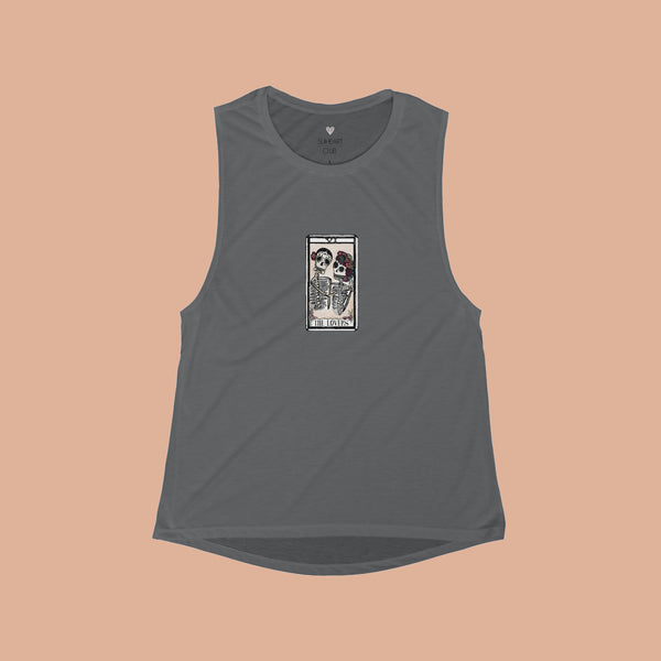 The Lovers Muscle Tee