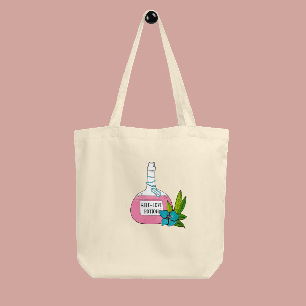 Self Love Potion Small Tote