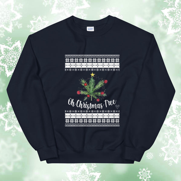 Oh Christmas Tree Ugly Sweater