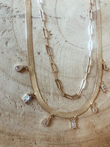 Shine Bright Layered Necklace