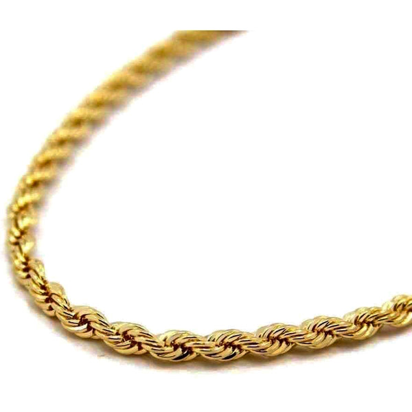 Luxury Rope - 9K Gold
