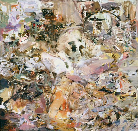 Cecily Brown's Flash Art