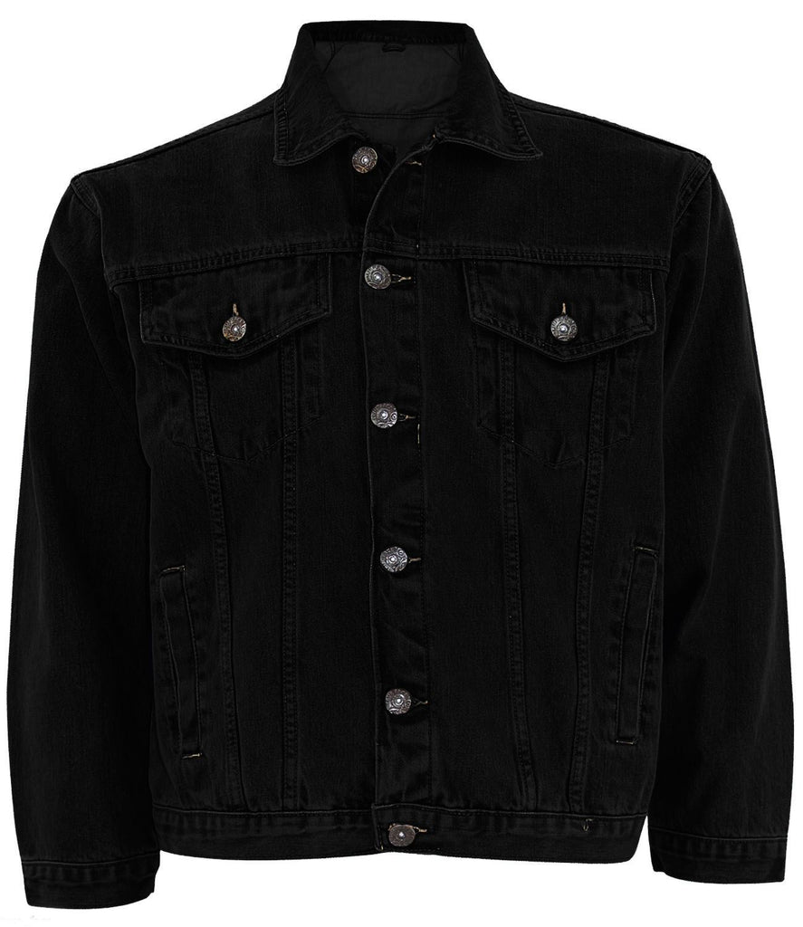 True Face Jacket 025 Black