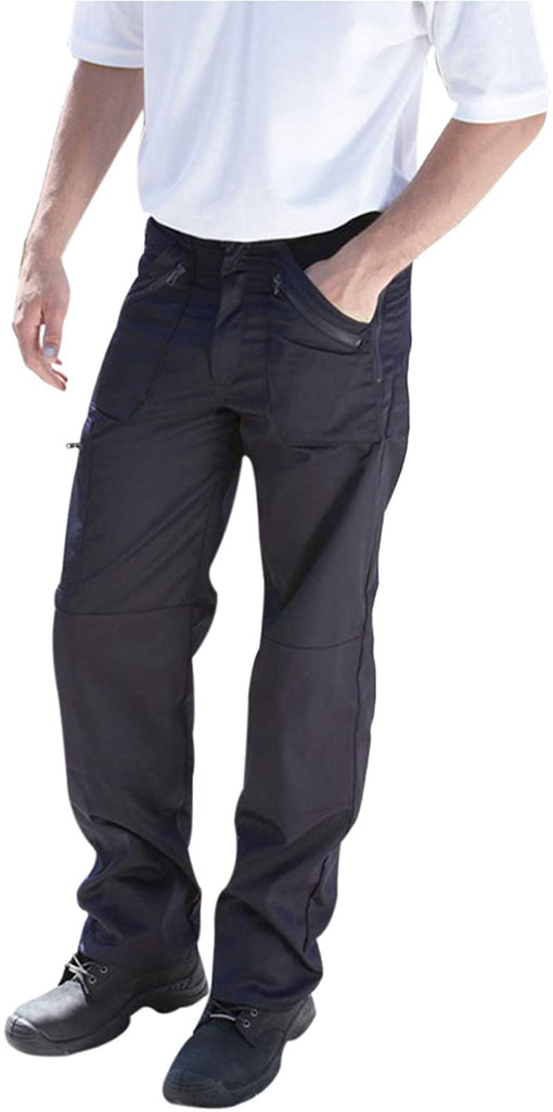 Mens Heavy Duty Cargo Trouser 245AT