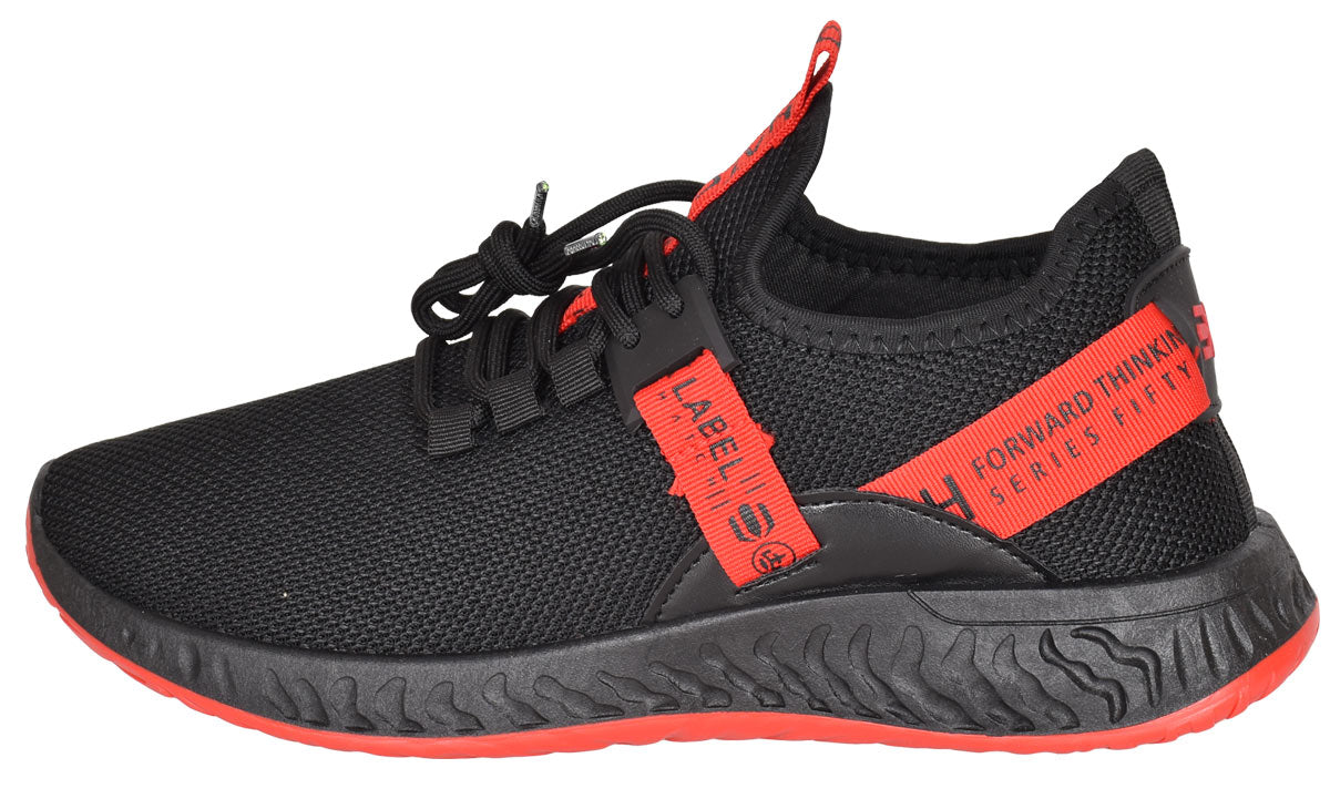Breathable Mesh Upper Chunky Trainers