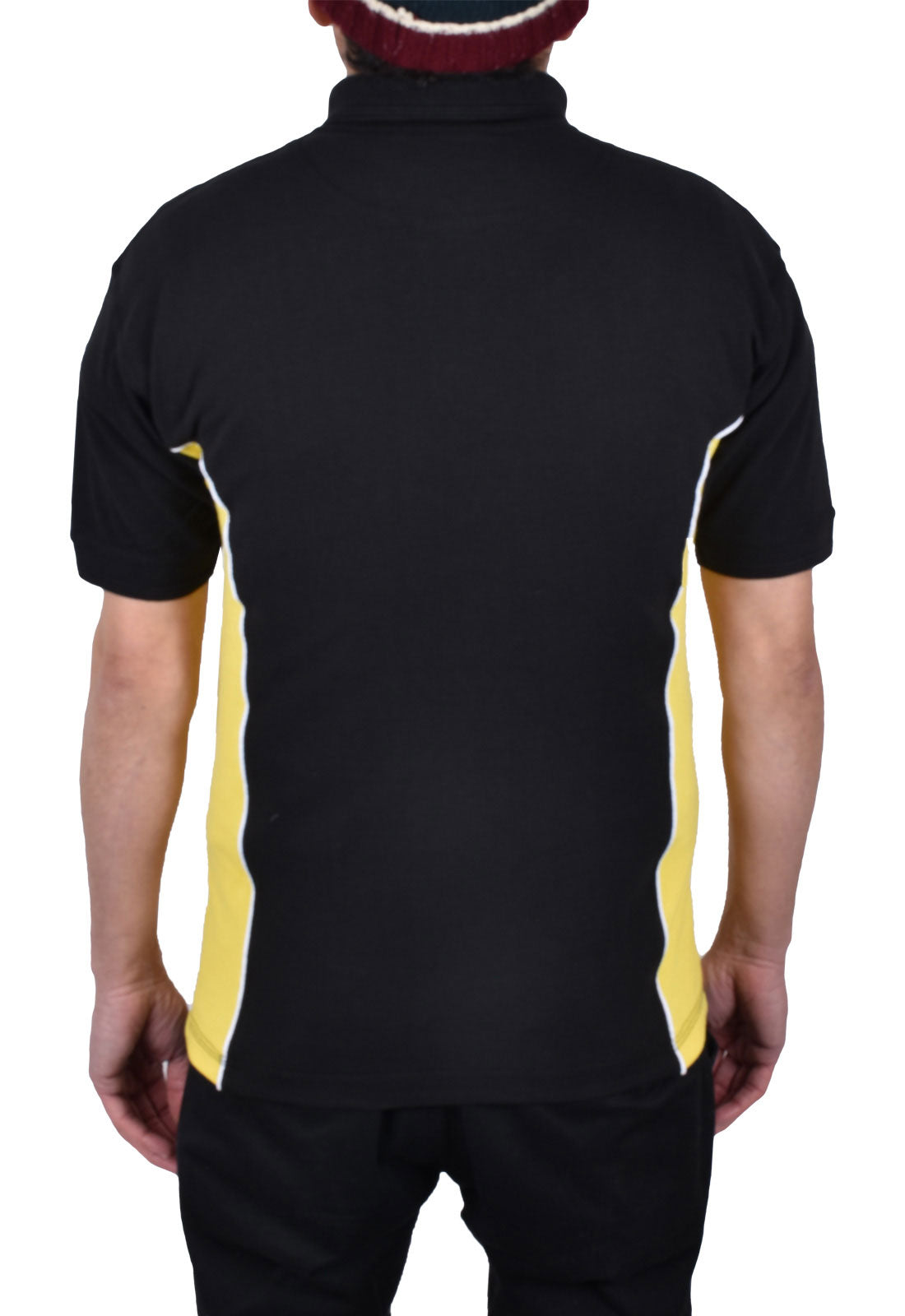 Mens Heavy PK Polo T Shirts 2, 3 Pack