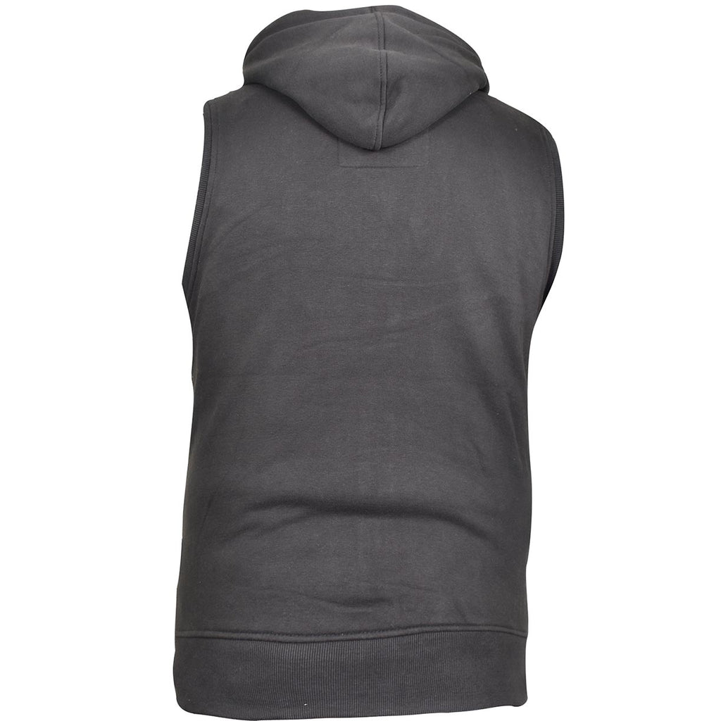 Crosshatch Gilet Claremount Black