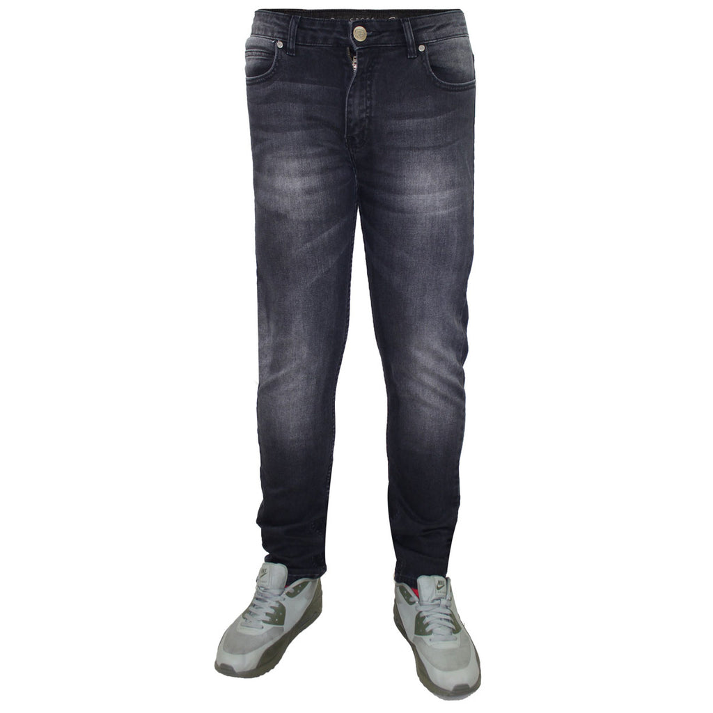 Crosshatch Jeans Barington Black