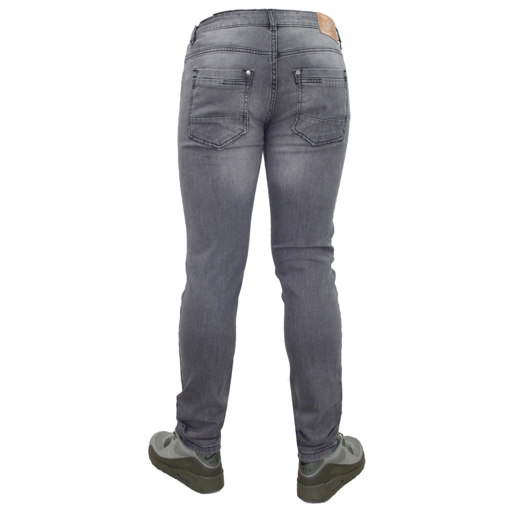 Crosshatch Jeans Barington Grey
