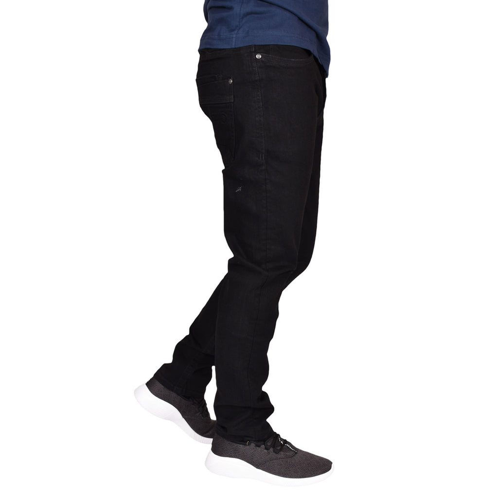 Crosshatch Jeans Balt Black