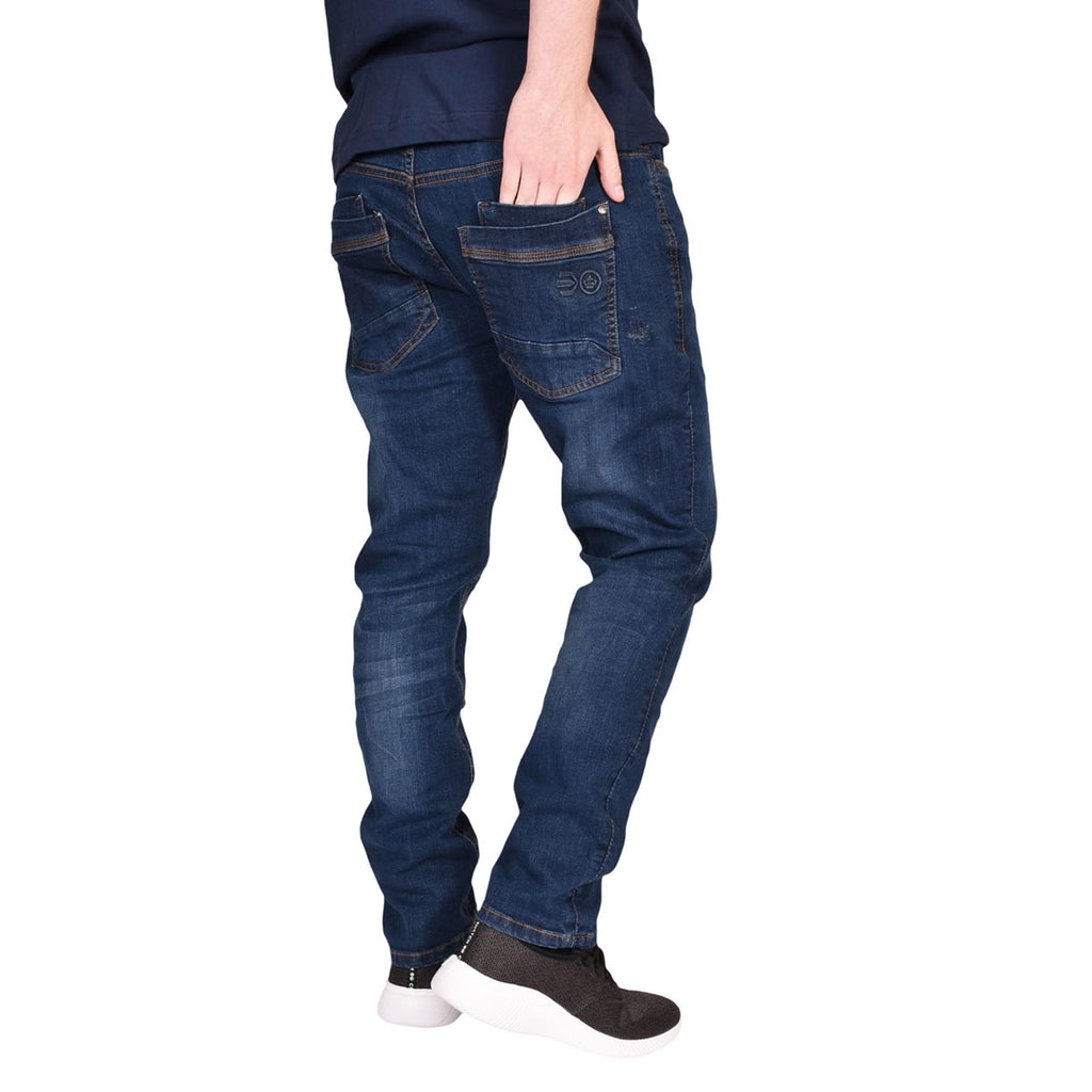 Crosshatch Jeans Balt Dark Wash