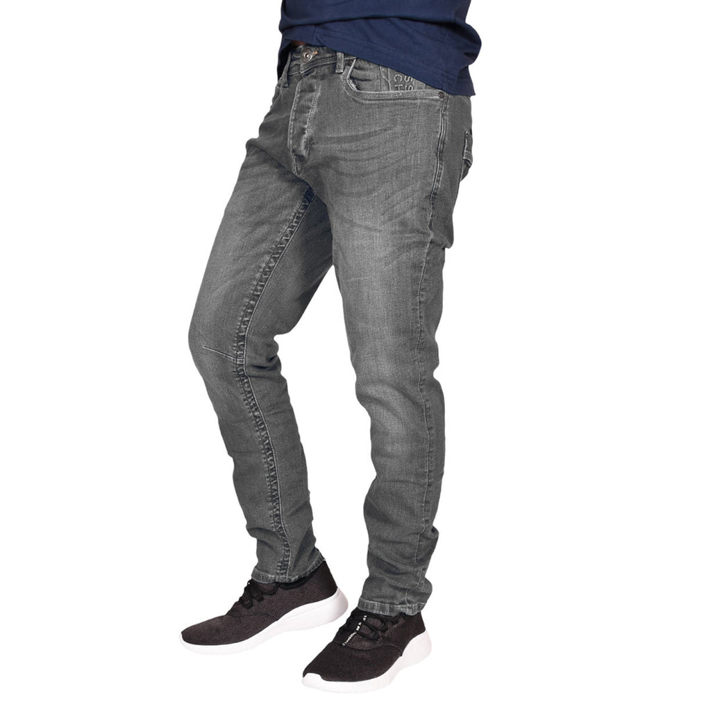 Crosshatch Jeans Balt Grey